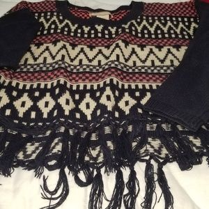 Flying Tomato -Pull over sweater very gently worn